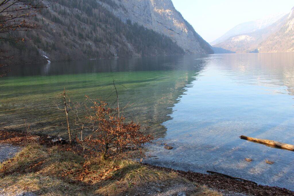 國王湖 Königssee Berchtesgaden 貝希特私加登景點