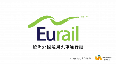 Photo of 歐洲火車通行證 | Eurail Global Pass 歐洲31國通用