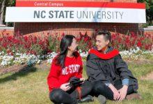 NC State University 為何萌生美國夢, EE 轉 CS 的心路歷程