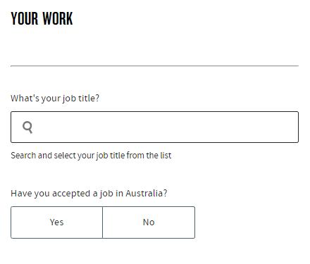 NAB 申請 職業調查